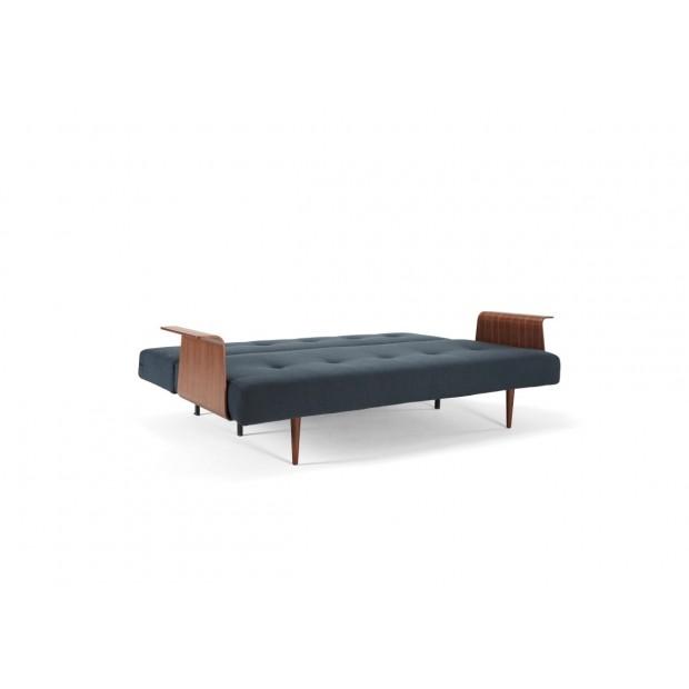 Recast Plus sovesofa, med armlæn. 140 x 200 cm. 4 farver.-01