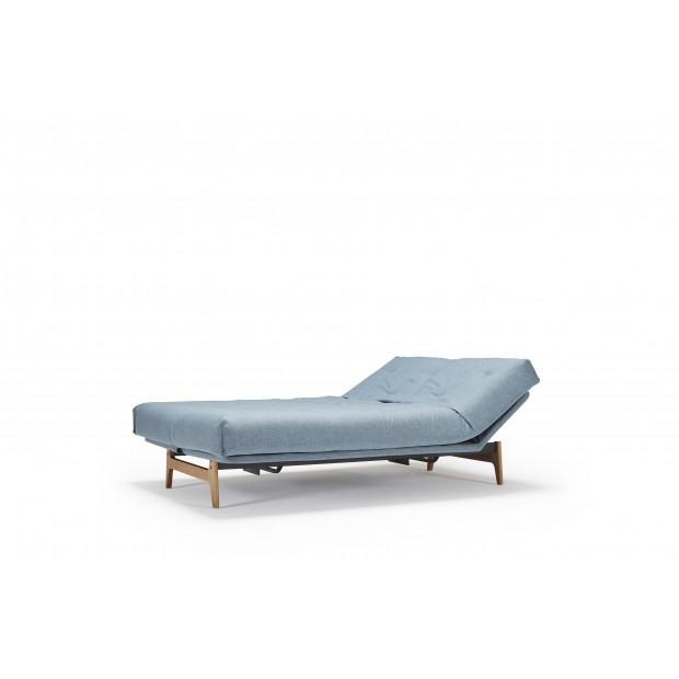 Aslak sovesofa med Soft Spring madras, 120 x 200 cm. 35 farver.-01