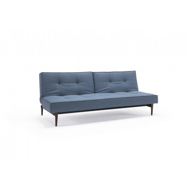 Splitback Styletto Dark sofa. 115 x 200 cm. 7 farver.-31