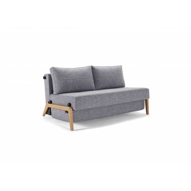 Cubed Deluxe 160 Wood. Sovesofa. 160 x 200 cm. 4 farver.-31