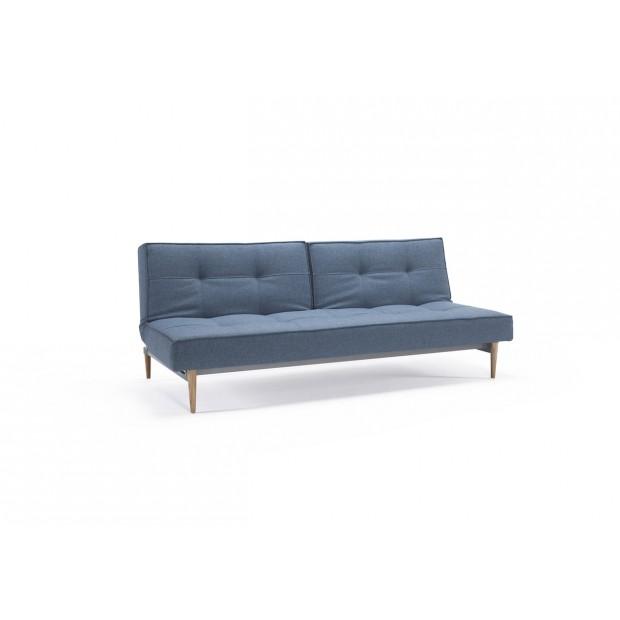 Splitback Styletto Light wood sofa. 115 x 200 cm. 7 farver.-31