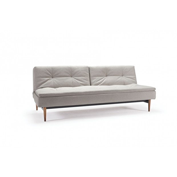 Dublexo Styletto sofa. Mørke ben. 115 x 200 cm. 3 farver.-31