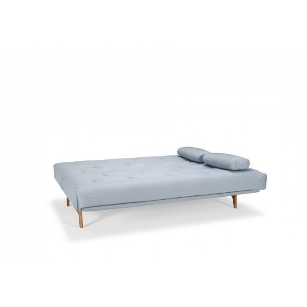 Aslak med Soft Spring madras, lille, 120 x 200 cm. 34 farver.-01