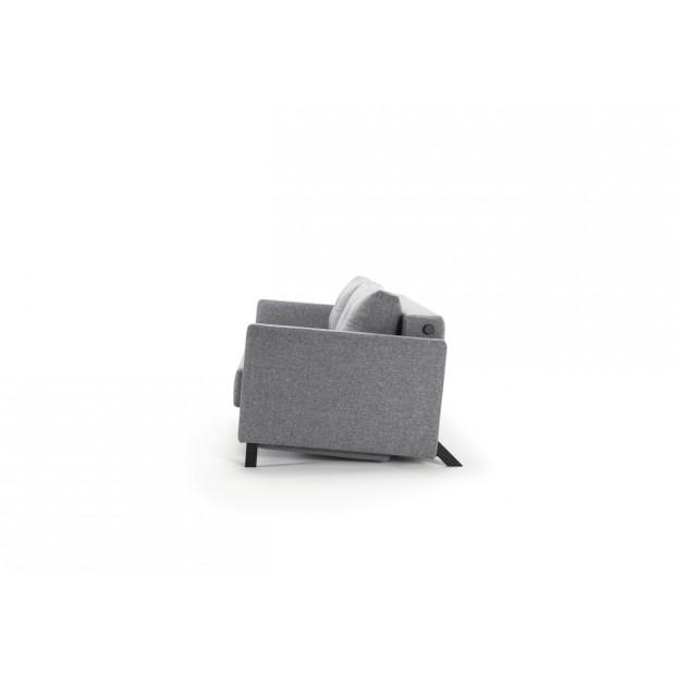 Cubed Deluxe 160 med armlæn. Sovesofa. 160 x 200 cm. 4 farver.-01