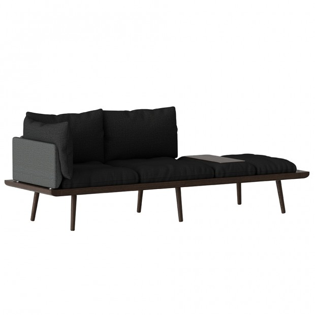 Lounge Around Dark. Daybed.-01