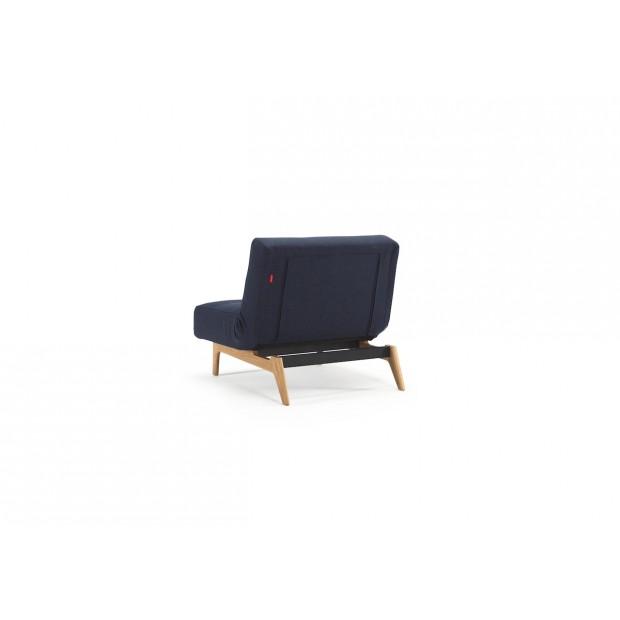 Ample Eik stol. 2 farver.-01