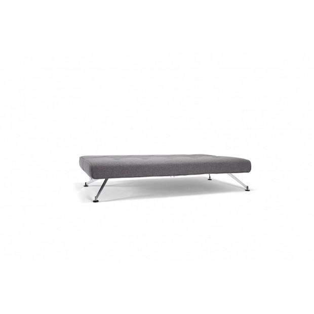 Clubber sovesofa, 115 x 200 cm. Faunal, Black.-01