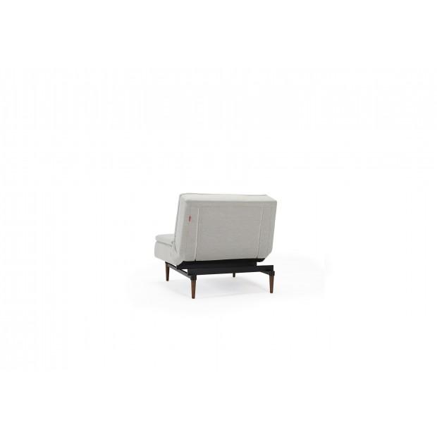 Dublexo Styletto Dark Wood stol. 3 farver.-01