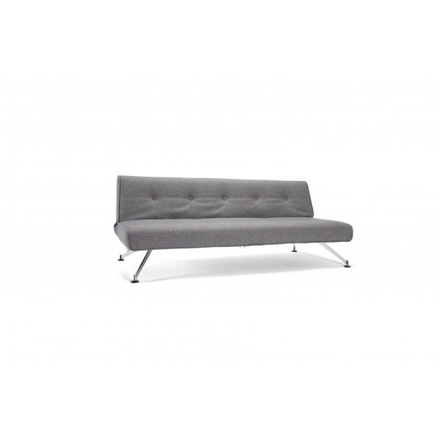 Clubber sovesofa, 115 x 200 cm. Faunal, Black.-31
