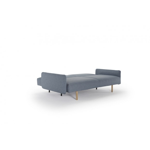 Frode sovesofa med armlæn, Specialfarver. 140 x 200 cm.-01