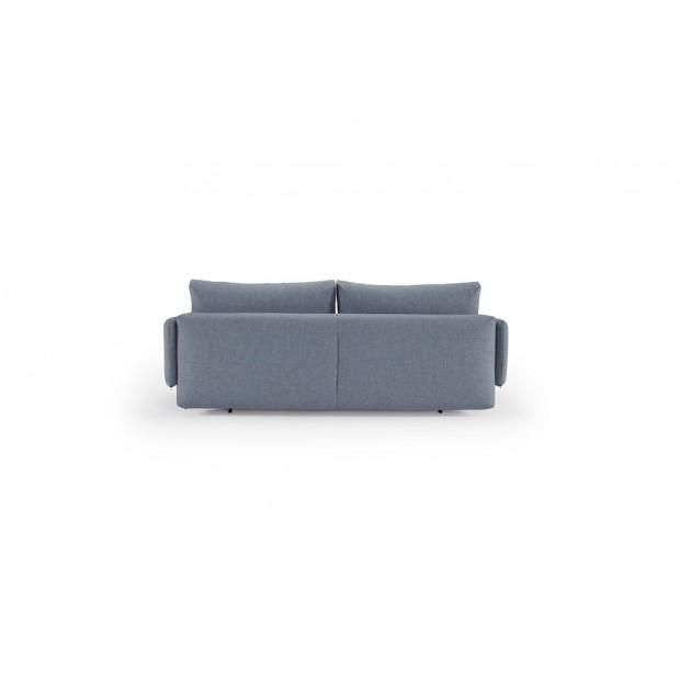 Frode sovesofa med armlæn, 140 x 200 cm.-01