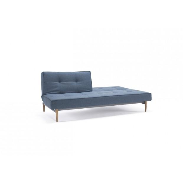 Splitback sovesofa. 115 x 210 cm. 7 farver.-01