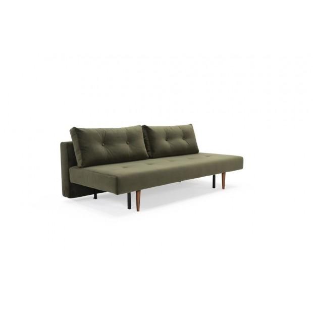 Recast Plus sovesofa. 140 x 200 cm. 3 farver.-01