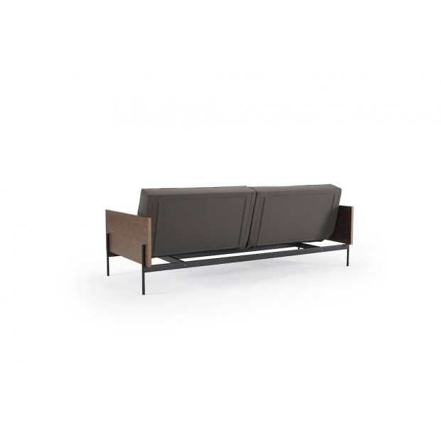 Splitback Lauge sovesofa. 115 x 200 cm. 7 farver.-01