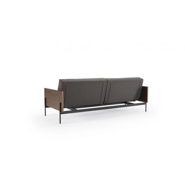 Splitback Lauge sovesofa. 115 x 210 cm. 7 farver.-01