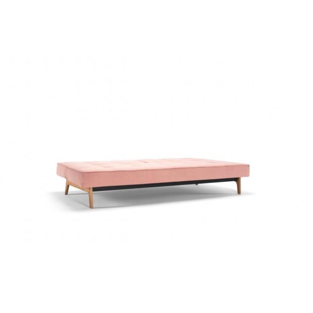 Splitback Eik sofa. 115 x 200 cm. 7 farver.-01