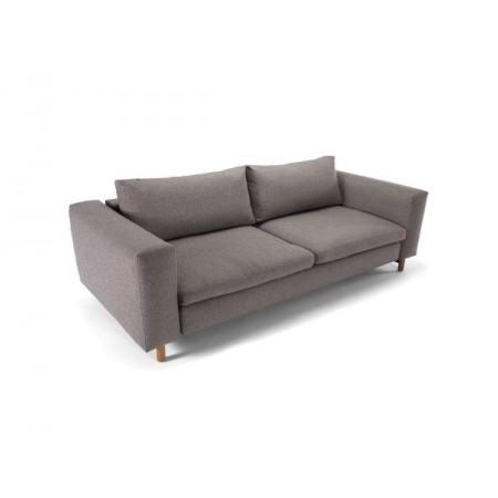Masica sovesofa, 160 x 200 cm. Mixed Dance Grey.-20