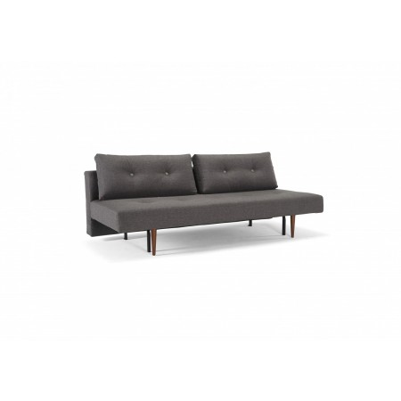 Recast Plus Special sovesofa, 140 x 200 cm. Dark Grey.-20