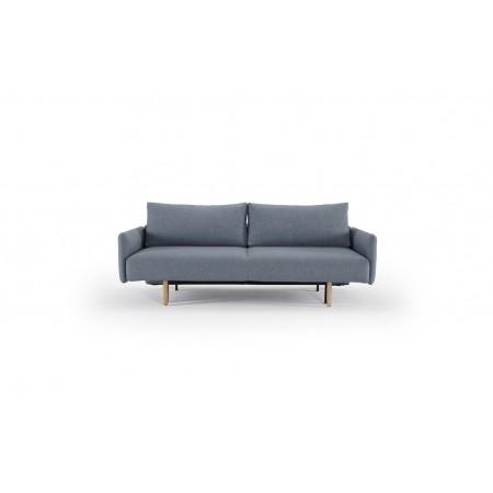 Frode sovesofa med armlæn, Specialfarver. 140 x 200 cm.-20
