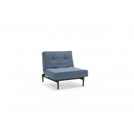 Splitback stol. 6 farver og 6 benmuligheder.-20