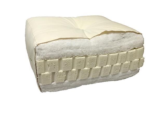Dobbelt Latex futon.-20
