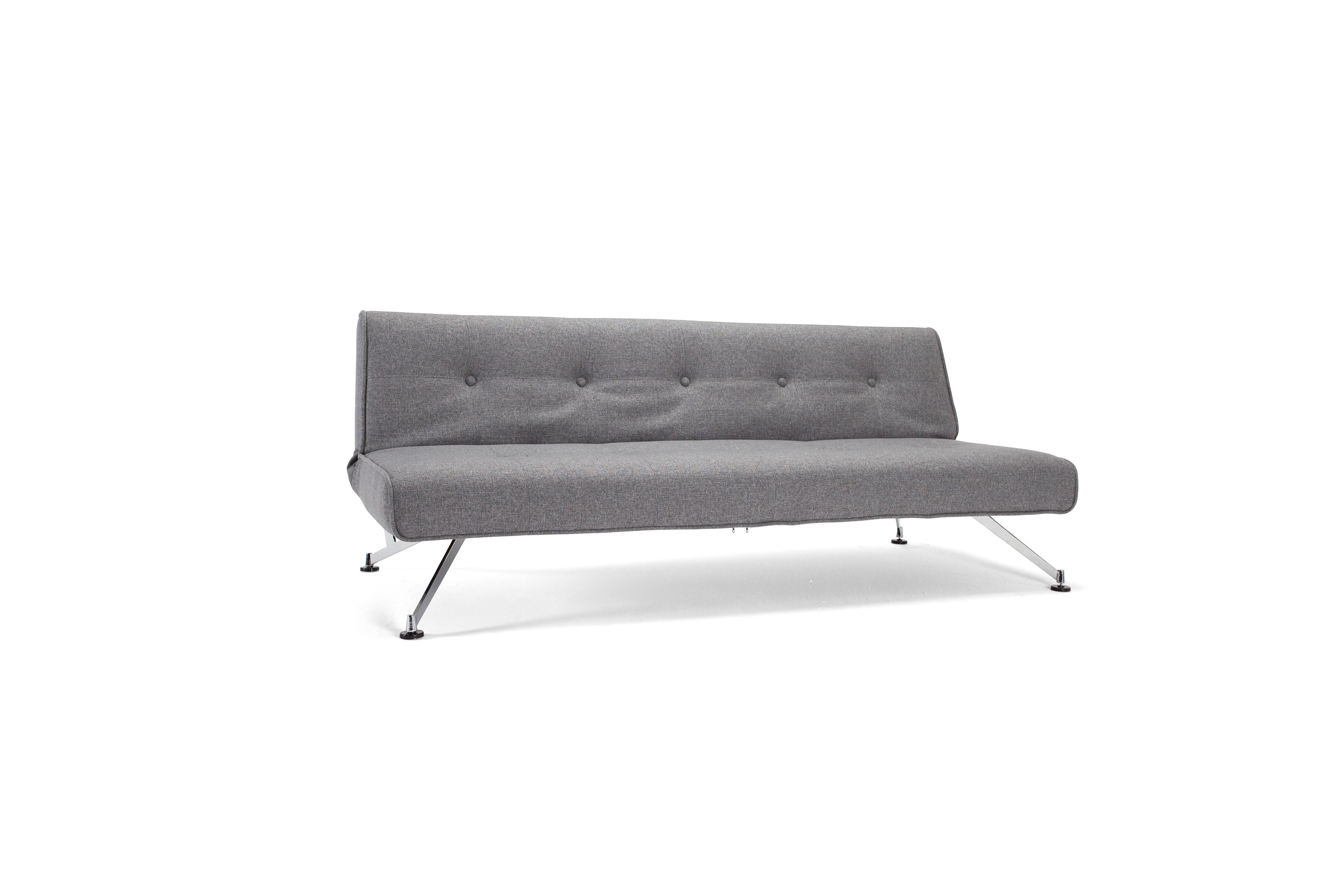 Clubber sovesofa, 115 x 200 cm. Faunal, Black.-20